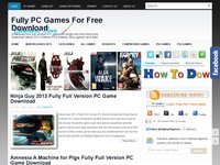Fully PC Games For Free Download