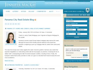 Panama City Real Estate Blog