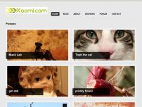 Xoomi Photo Video Blog