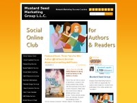 Author's Corner Blog