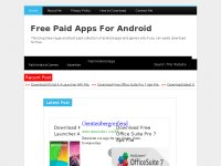 Best Free Paid Apps For Android