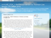 ==>LIVE_FOX_> WaTcH Henderson vs Thomson Live Stre
