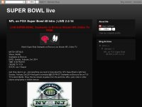 SUPER BOWL live nfl online tv broadcast fox