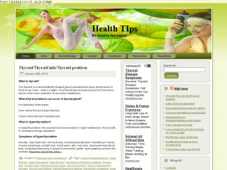 Health tips | health and fitness tips