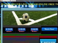 WATCH SOCCER LIVE STREAM ONLINE FREE TV