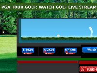 PGA TOUR GOLF: WATCH GOLF LIVE STREAM ON PC