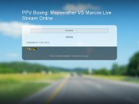 PPV Boxing: Mayweather VS Marcos Live Stream Online