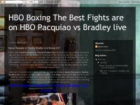 Manny Pacquiao vs Timothy Bradley Live Boxing 24/7