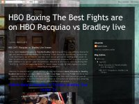 HBO 24/7: Pacquiao vs. Bradley Live Stream