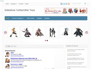 Sideshow Collectible Toys