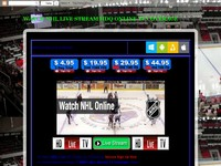 WATCH NHL LIVE STREAM HDQ ONLINE TV COVERAGE