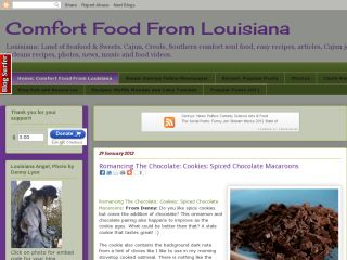 Comfort Food From Louisiana