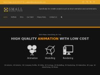 Small Animation Studios