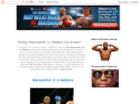 Watch Mayweather vs Maidana Live Streaming