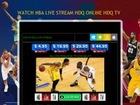 WATCH NBA LIVE STREAM HDQ ONLINE HDQ TV