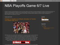 Portland vs Houston Live Stream | Brooklyn vs Toronto Live Stream NBA 2014.