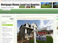 Mortgage (Home Loan) Los Angeles