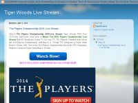 The Players Championship 2014: Live Stream