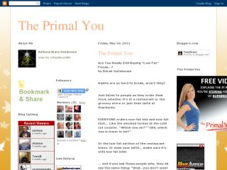 The Primal You