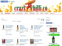 Chilli Sauces, Hot Sauces - Crazy Chilli Co Store