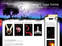 Read Twilight Saga Online absolutely FREE!