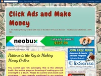 Click Ads and Make Money
