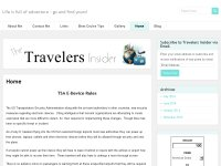 The Travelers Insider