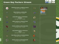 Watch Live Green Bay Packers NFL Game