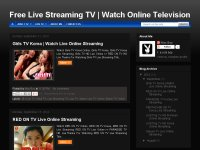 Free Live Streaming TV | Watch Online Television