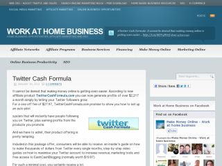 Work at Home Business