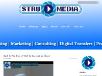 The Official Blog of StruMedia