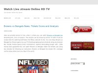 Watch live vs stream game online hd tv broadcast