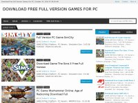 Download Free PC Games