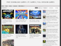 Download Free Games, Free Download Games, PC Games