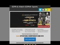 OHIO STATE VS OREGON LIVE STREAM