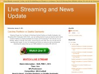LIve Streaming and NFL News Update