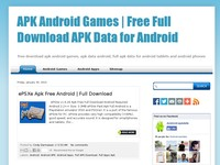 APK Android Games | Free Full Download APK Data for Android