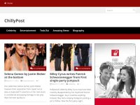 Latest news about celebrities and entertainment