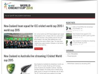 World cup Final match live Streaming