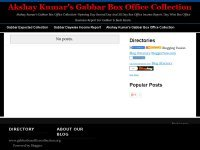 gabbar box office collection-Worldwide income report