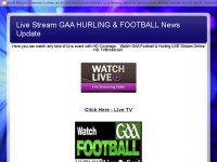 GAA Allianz Football League Roinn 2015 LIVE STREM
