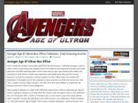 Avengers Age of Ultron torrent