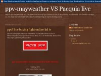 ppv! live boxing fight online hd tv