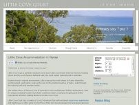 Little Cove Court Noosa accommodation