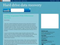 Recover your data form a hard drive