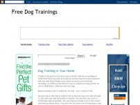 Free Dog Trainings