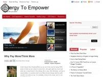 Energy To Empower