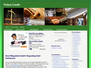 Police Credit