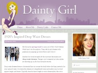 Dainty Girl Fashion & Beauty Blog
