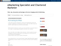 Emarketing specialist - Mike Raybone
